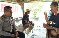 Kanit Binmas Polsek Taman Beri Penyuluhan Tentang Pencegahan Kebakaran