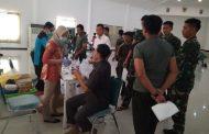 Prajurit Korem 084/Bhaskara Jaya Ikuti Pemeriksaan Kesehatan Berkala