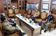 Kapolresta Sidoarjo Bersama PD Muhammadiyah, Saling Jaga Kondusif Sidoarjo