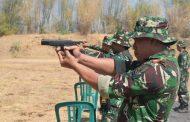 Mahir Menembak, Upaya Korem 081 Tingkatkan Profesionalisme Prajuritnya