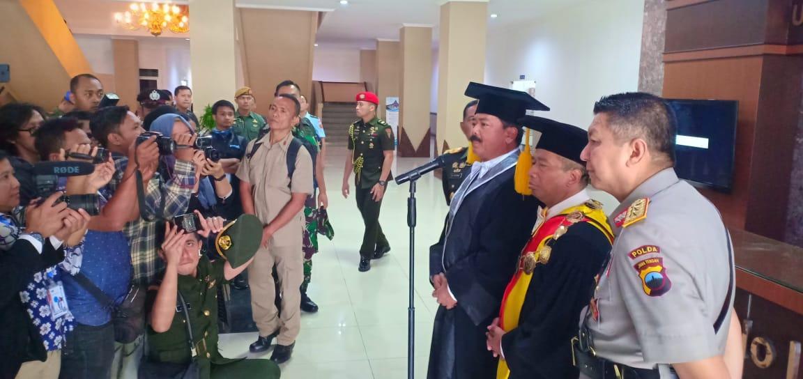 Panglima TNI :  Pendidikan Kunci Keberhasilan Menghadapi Era Perubahan