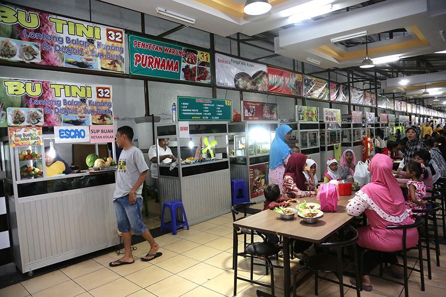 Sentra Wisata Kuliner Terus Dibenahi, Mulai Terapkan Single Cashier hingga Dilatih Chef