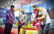 Hargai Jasa Pendahulu, Kapolres Trenggalek Resmikan Museum Raden Roestamadji