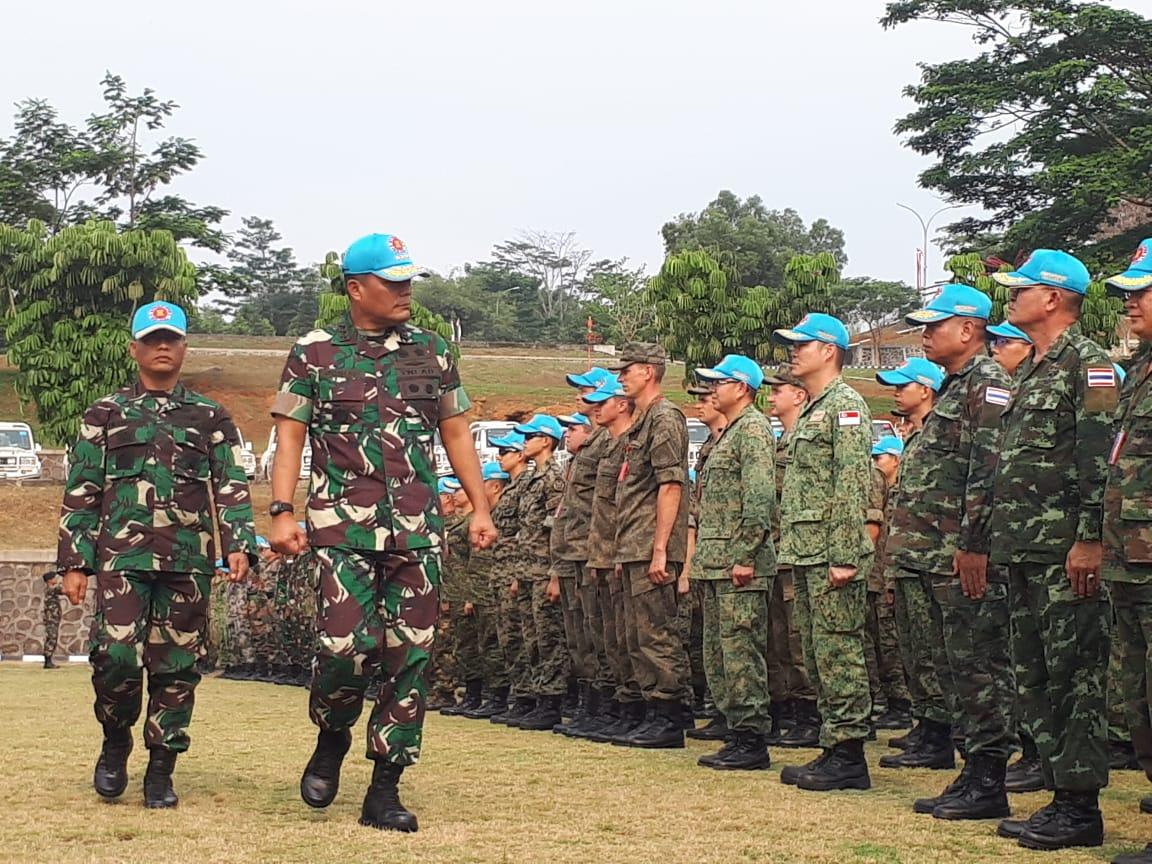Panglima TNI :  ADMM Plus Refleksikan Upaya Strategis Untuk Bangun Rasa Saling Percaya Dan Saling Menghormati