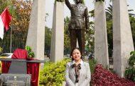 Berdirinya Patung Soekarno di Negeri Mariachi