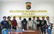 Polres KSB Mengamankan Dua Diduga Pelaku Pencurian