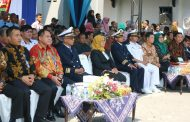 Palaksa Lanal Yogyakarta Hadiri Pelantikan Perwira Niaga AMY