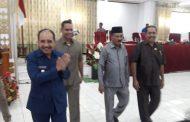 Pimpinan DPRD Kota Kupang Masa Jabatan 2019 – 2024 Ditetapkan