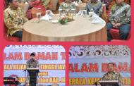 Dihadapan Kajati Jatim, Walikota Promosikan Potensi Kota Madiun