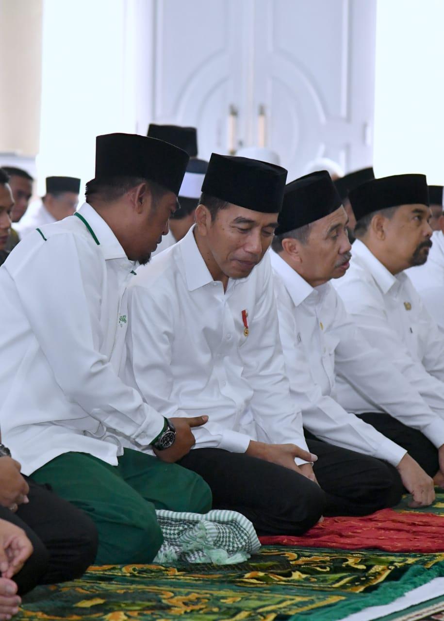 Presiden Jokowi Akan Tinjau Langsung Upaya Penanganan Karhutla di Riau