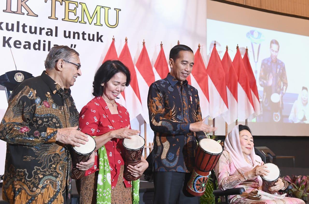 Presiden Jokowi: Toleransi dan Keterbukaan Adalah Kunci Kemajuan Suatu Bangsa