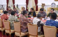 Kurangi Backlog, Presiden Jokowi Berdiskusi dengan Asosiasi Profesi Pengembang Perumahan