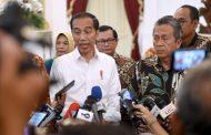 Presiden Jokowi Hormati KPK atas Penetapan Tersangka Menpora