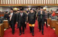 81 Anggota DPR Aceh Terpilih Priode 2019-2024 Dilantik