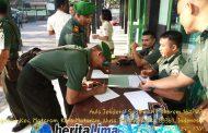 Berdayakan Sumber Daya Wilayah Darat,Korem 162/WB Berikan Sosialisasi RTRW Pertahanan