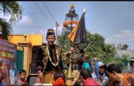 Ribuan Warga Desa Tarokan Antusias Menyaksikan Meriahnya Kirab Sedekah Bumi