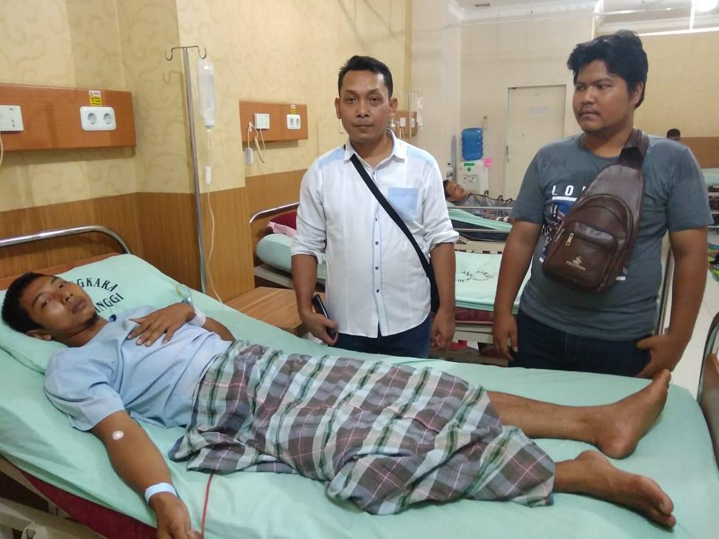 Tahanan Kasus Narkoba Menjalani Operasi Usus Buntu Gratis di Rumah Sakit Bhayangkara Tebing Tinggi