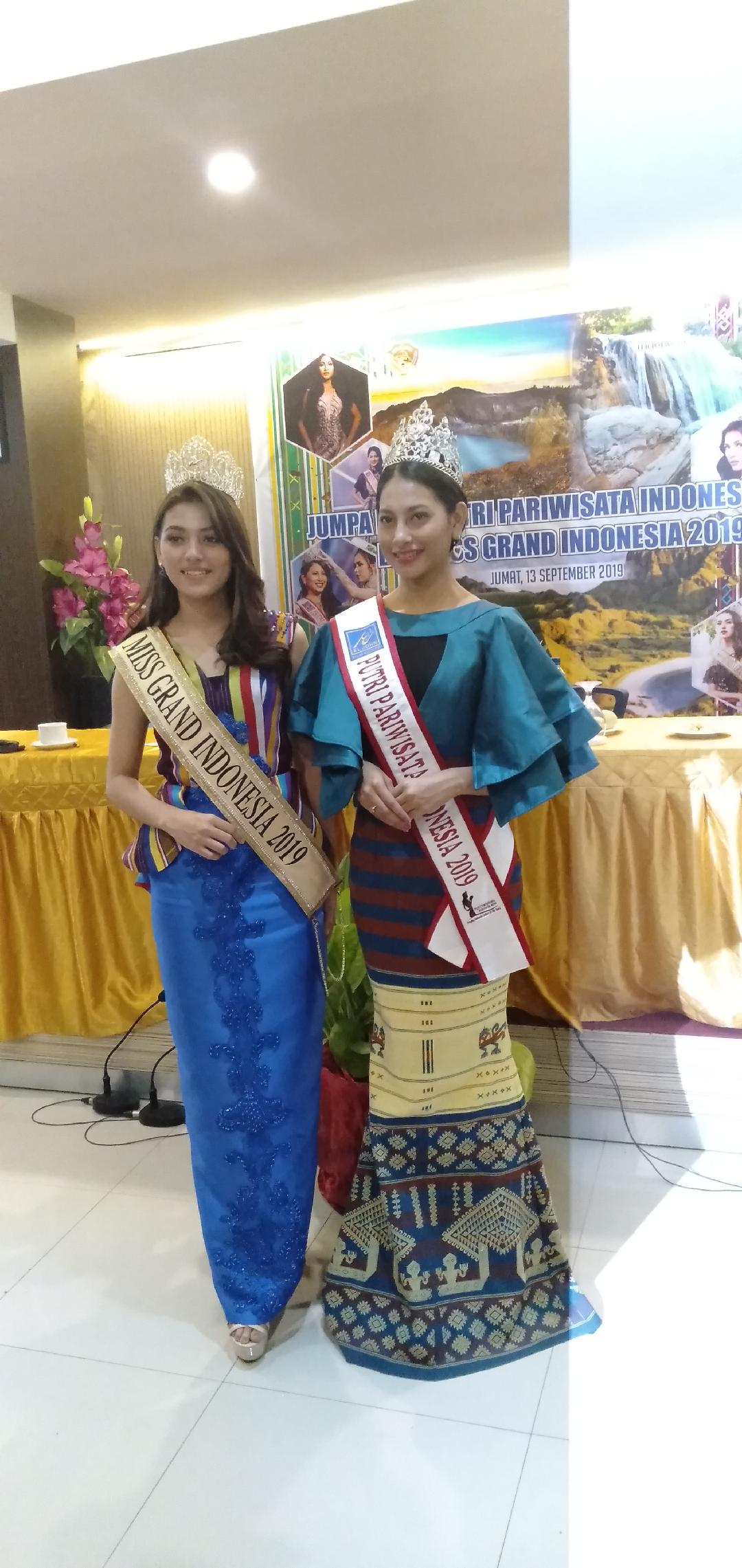 Sarlin dan Mawar Siap Promosi Kekayaan Alam dan Budaya NTT ke Ajang Internasional
