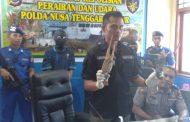 Tanpa dokumen lengkap, dua nelayan ditangkap Polair Polda NTT