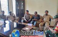 Jelang Pilkades Serentak TNI-Polri Bersinergi Memberikan Himbauan Tentang Kamtibmas