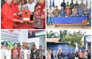 Tingkatkan Komunikasi Politik, Bupati dan Wabup Sergai Silaturahmi ke 5 Parpol