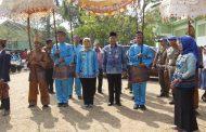 Wagub Lampung Kunker di SMAN 3 Lampura Motivasi Bagi Siswa SMA dan SMK Se-Lampura