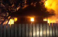 Mess Nafiri Mangoli Utara Ludes Terbakar, Diduga akibat Korsleting Listrik