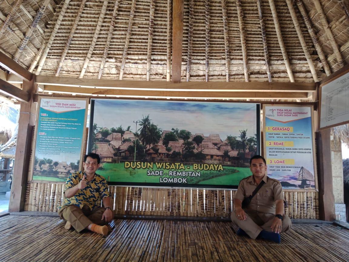Wisata Budaya GENPPARI Kunjungi Kampung Sade – Lombok Tengah