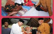 Nginap Di Rumah Warga, Walikota Madiun Serahkan Bantuan RTLH