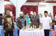 Kunjungi Pemkot Bengkulu, Sultan Najamudin Siap Perjuangkan Pembangunan Kota Bengkulu