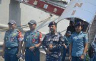 Latihan Praktek Pelayaran, 393 Siswa Kodiklatal Kunjungi Kota Semarang