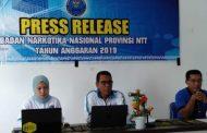 BNN NTT Lakukan Diseminasi Informasi P4GN