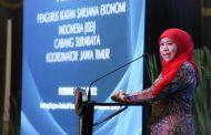 Gubernur Khofifah Gelar Lebar 'Karpet Merah' dan 'Karpet Hijau' untuk Dorong Pertumbuhan Ekonomi Jatim