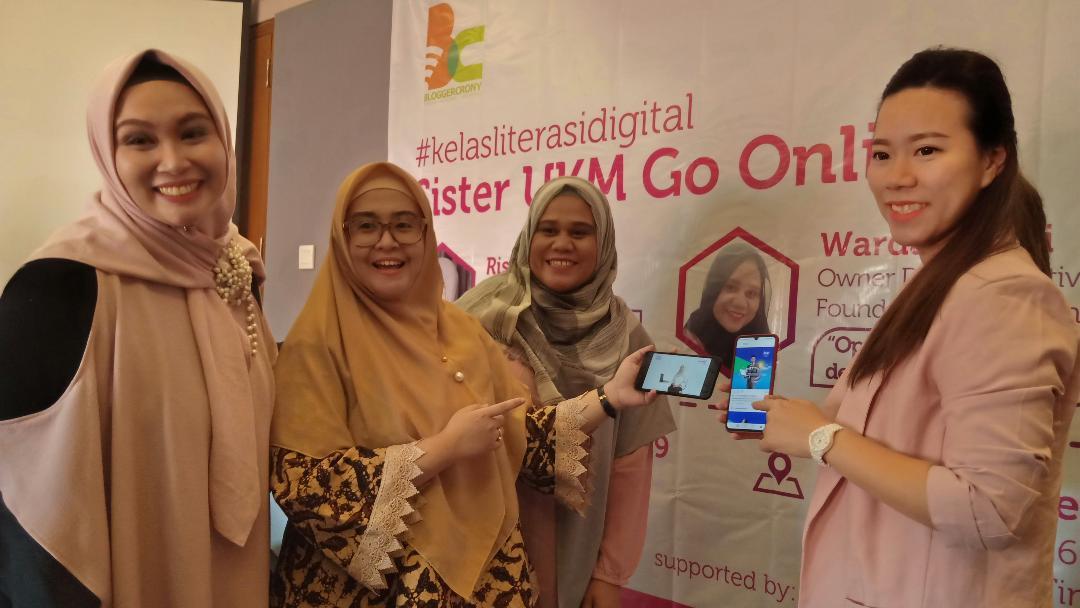 Dorong Produktifitas UKM, XL Axiata dan BCC Beri Pelatihan Digital Untuk Perempuan