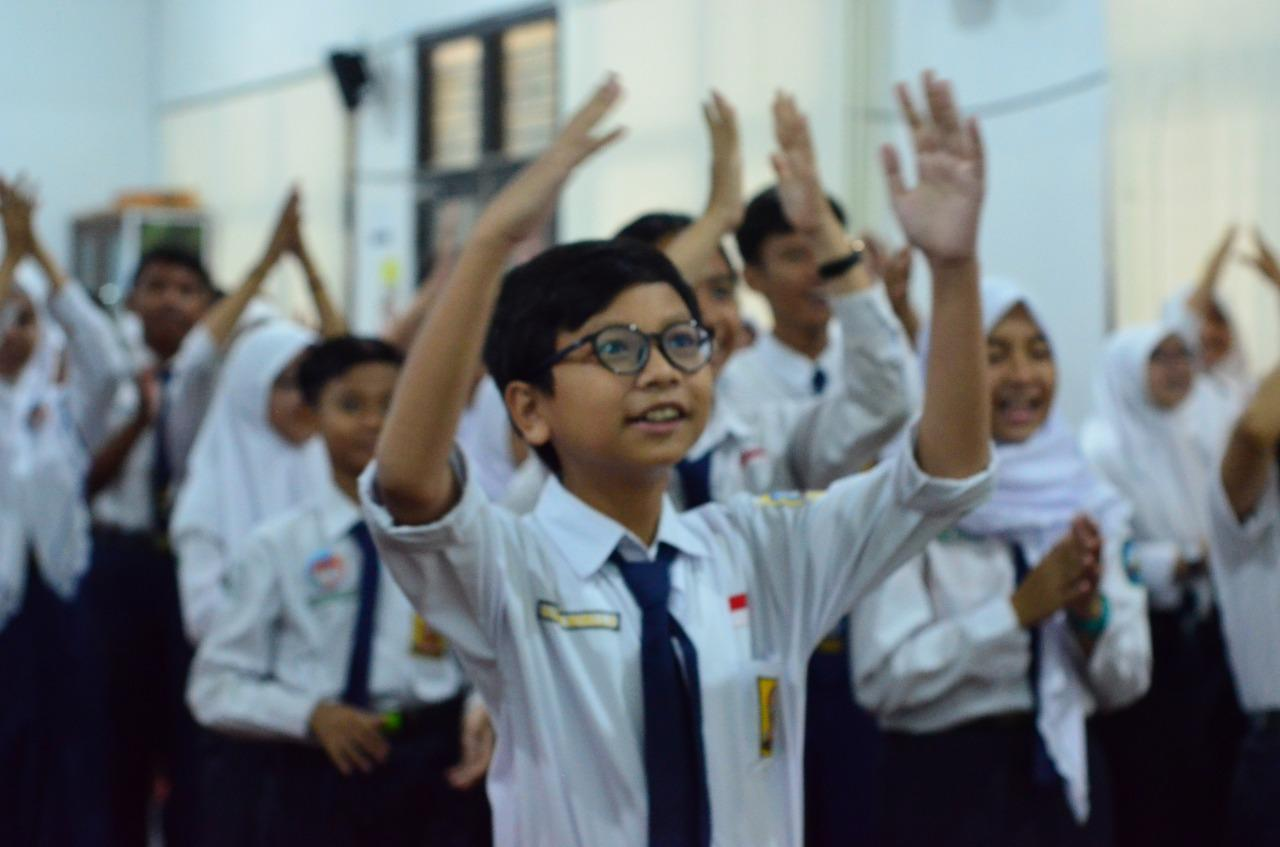 Tumbuhkan Kegiatan Positif, Pemkot Sediakan Berbagai Fasilitas Belajar Anak
