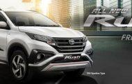 Harga Toyota Rush Jakarta Mengalami Perubahan Karena Desain Fisik dan Interior