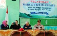 40 Pemuda Pemudi Desa Jojogan Ikuti Pelatihan Siaga Bencana