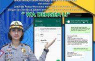 WA Dengen Li , Aplikasi berbasis Whatsapp di Satlantas Polres Wonosobo