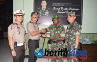 Meriahkan HUT TNI, Polres Situbondo Beri Layanan SIM Gratis Bagi Anggota TNI