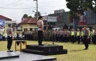Polres dan Kodim 0707 Wonosobo Siap Amankan Pilkades Serentak Jilid 2