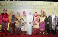 Tempoyak, Tanjak Bawa Palembang Terima Penghargaan Warisan Budaya
