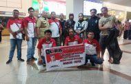 Lsm Lira Kabupaten Probolinggo Jemput Pengungsi Wamena Papua