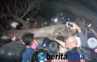 Minibus Keluarga Wildan Tertimpa Pohon Tumbang di Situbondo  Empat Orang Meninggal
