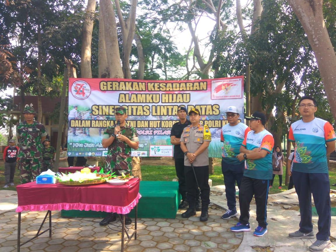 Bersih Bersih Sungai Bango Malang 8 Ton Sampah Diangkut