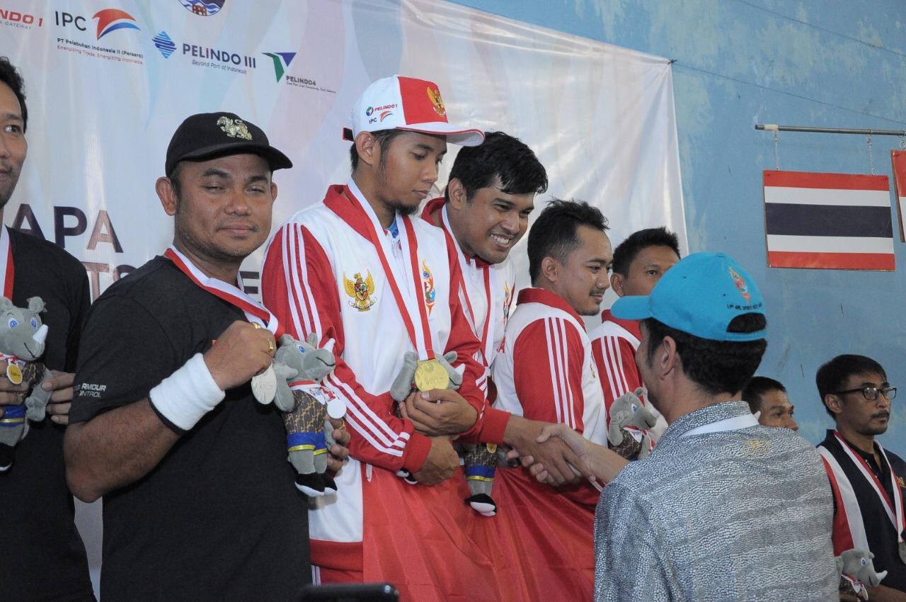 Pamer Kekayaan Budaya Indonesia' Pelindo Tutup Rangkaian 13 Th Apa Sports Meet 2019