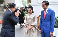 Ini Sambutan Jokowi Usai Dilantik