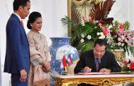 Bertolak ke Gedung MPR, Presiden Jokowi: Setelah Pelantikan Kita Kerja Bersama