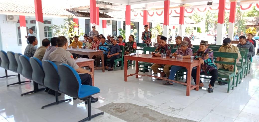 BPD Kradenan Beri Jawaban Surat Protes Calon Kades Nomer 2