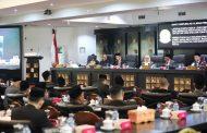 DPRD Kota Palembang Resmi Bekerja