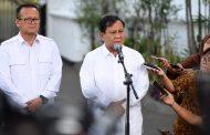 Presiden Jokowi Panggil Prabowo Subianto dan Tokoh Lain ke Istana